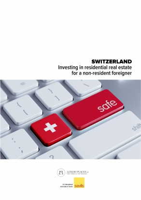 Investing in Swiss real estate as a non resident